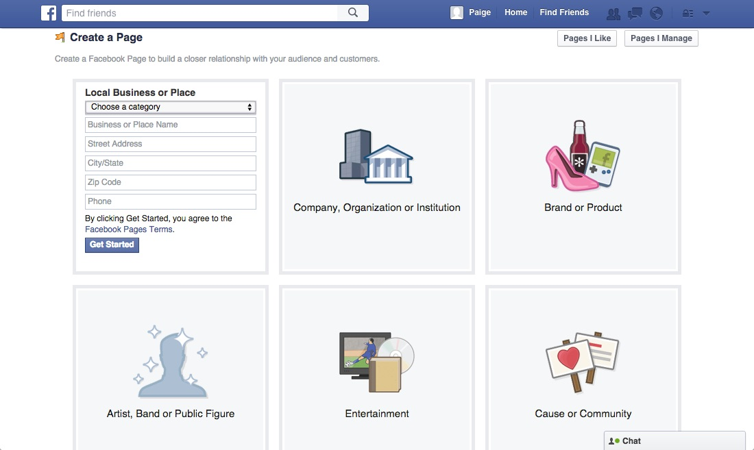 how to make your liked pages private on facebook